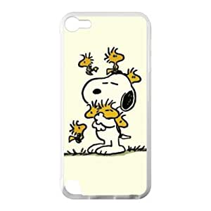 Peanuts and Snoopy iPod Touch 5 Soft Cases-Cosica Provide Superior Cases For iPod Touch 5