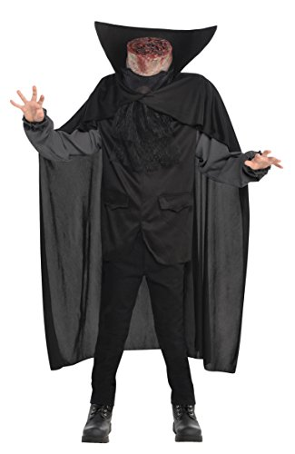 amscan Boys Bloody Headless Horseman Costume - Medium (8-10) -