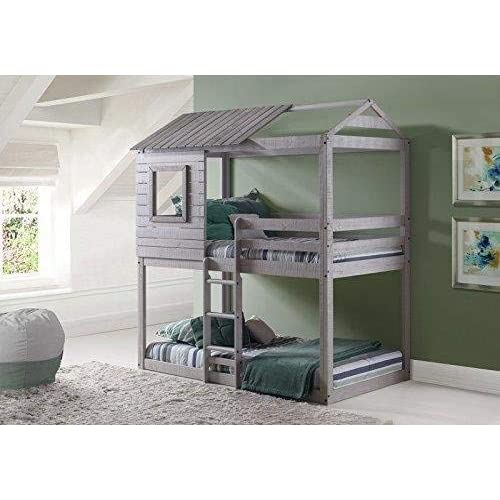 House Bunk Bed Amazon Com