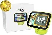ANIMAL ISLAND Aila Sit & Play Intelligent Monitor & Edutainment System Mom's Choice Gold Award -Vi
