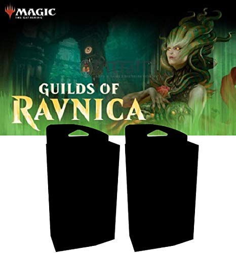 Set Card Collector 2 (MTG Guilds of Ravnica Planeswalker Decks Magic The Gathering: Set of 2)
