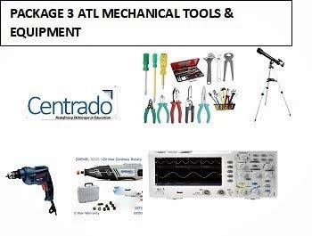 ATAL TINKERING LAB P3 - MECHANICAL TOOLS & EQUIPMENTS
