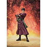 Bandai Figuarts ZERO soul web limited one-piece film Z decisive battle clothes ver. Set Zoro Robin Brooke