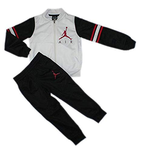Nike Jordan Jumpman Boy Jacket Tracksuit Pants Outfit Set, Size 6 (Jordan Sweatsuits For Kids)