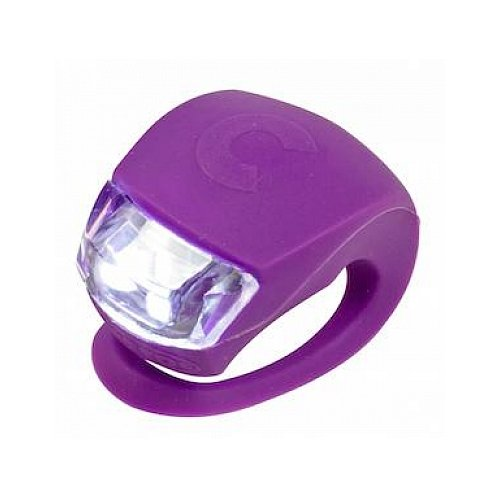 Micro Scooter Lights (Kick Scooter Accessory) (Purple)