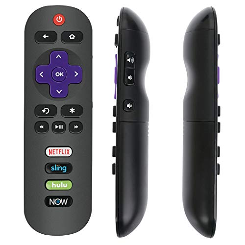 New RC280 Remote fit for TCL Roku TV 65US5800 55S401 43S303 49S405 32S305 55S405 43S405 33S301 40S305 43S305 49S305 65S405 40S3800 55US57 32S301 55S403 32S3850A 32S3700 43FP110 48FS3750 48FS4610R