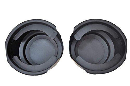 PT Auto Warehouse GM-7915 - Center Console Cup Holder Insert Left/Right - Warehouse Safari