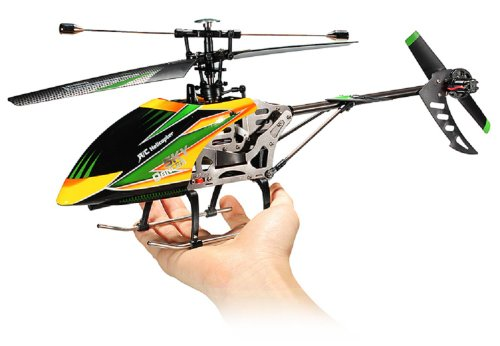(WLtoys Large V912 4CH Single Blade RC Remote Control Helicopter With Gyro RTF)