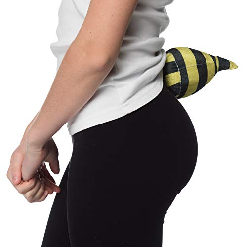 Novelty Nation Bumblebee Clip On Tail - Costume