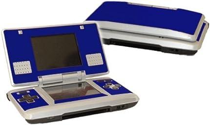 Nintendo DS Skin (Original) - NEW - COBALT BLUE system skins faceplate decal mod