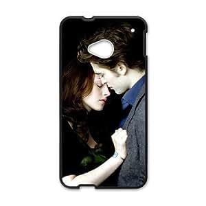 HTC One M7 Cell Phone Case Black Twilight Phone cover U8478125