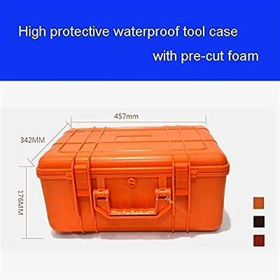 Caja herramientas Caso a prueba de agua caja de herramientas anti ...