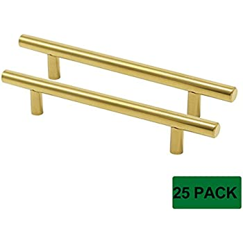 probrico cabinet hardware 5 hole center bathroom brushed brass