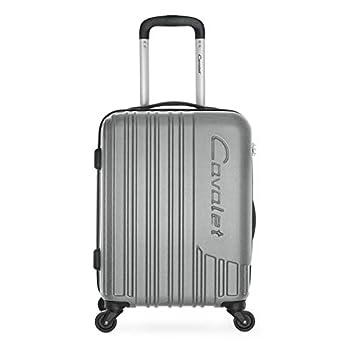 Cavalet Malibu Suitcase 54 cm, Silvergrey (Silver) - 8585011 Luggage