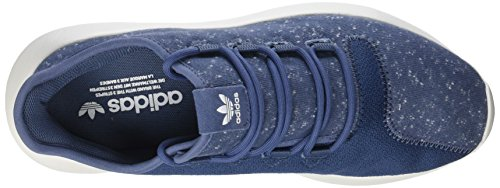 Uomo White Adidas Blu crystal Sneaker tech Tubular Ink 0zqEH