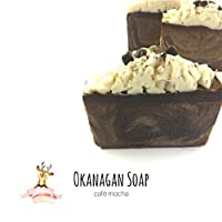 Cafe Mocha Soap - Coffee Soap - Handmade Soaps - Artisan Soap - Organic Soap - Vegan Soap - Luxurious Gifts - Luxury Soaps - All Natural
