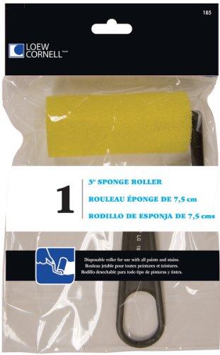 Loew-Cornell 3-Inch Sponge Roller