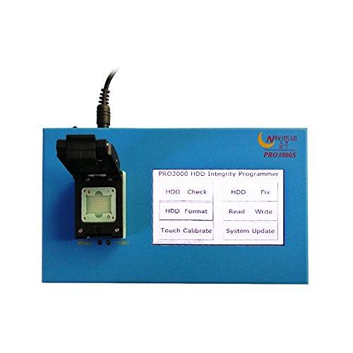 PLUS Pro3000S Pro 3000S Phone NAND Flash Programmer Professional Phone NAND Flash Memory Repair Machine for iPhone/ipad NAND Flash Repair ()