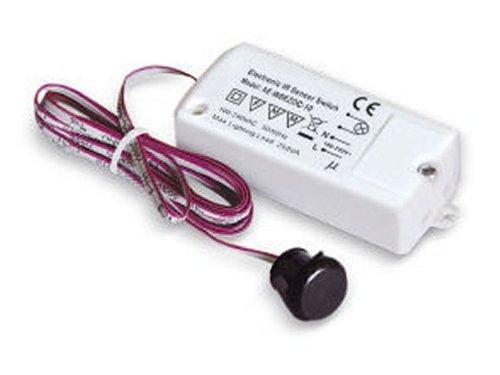 Mini-Sensor Bewegungsmelder schaltet durch Handbewegung