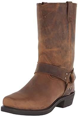 Dingo Men's Dean Western Boot,Brown,7 D US