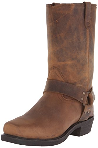 (Dingo Men's Dean Western Boot,Brown,9.5 XW US)