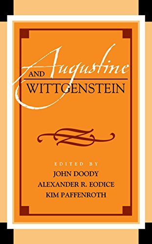 Books : Augustine and Wittgenstein (Augustine in Conversation: Tradition and Innovation)