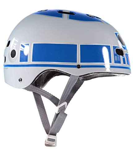 Bell Child Star Wars R2D2 Multi-Sport Helmet]()