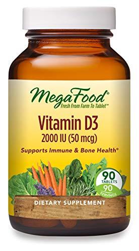 MegaFood D3 Vitamin