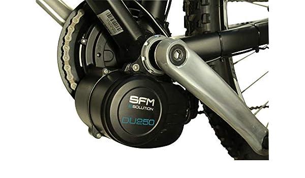 SFM E-Bike Pedelec DU250 - Kit de conversión de Motor Central ...