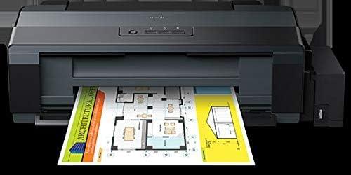 Epson L1300 Ink Tank System Printer, Black - EP-C11CD81403DA