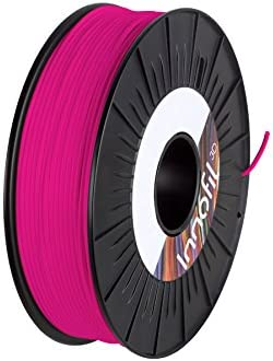 innofil Impresora 3d filamento PLA 2.85 mm 0,75 kg Rosa: Amazon.es ...