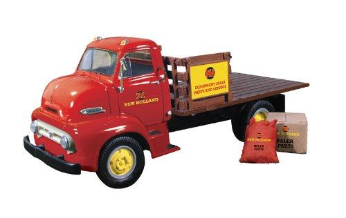 納得できる割引 First B004N4PXPQ Gear 1/ 34スケールDiecast Collectible/ New Hollandパーツとサービス1953フォードCoe Truck Half Stake Truck withボックス& Sacks ( # 19 – 3913 ) B004N4PXPQ, 紅茶の国のアリス():1cecf739 --- a0267596.xsph.ru