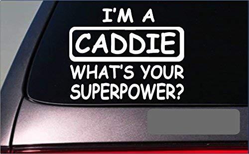 Caddie Superpower 8