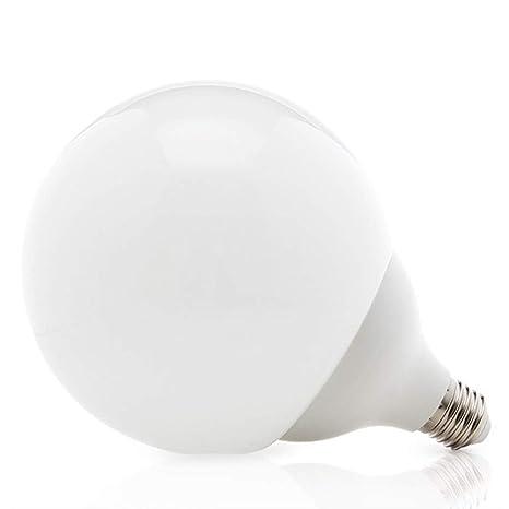 Greenice | Bombilla de LEDs G145 E27 24W 2200Lm 30.000H | Blanco Cálido