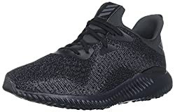 Adidas Men's Alphabounce Em M, Core Blacknight Metalliccarbon, 12.5 Medium Us