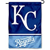 WinCraft Kansas City Royals Double Sided Garden Flag