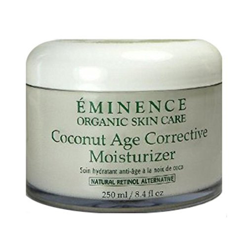 Eminence Organic Skincare Coconut Age Corrective Moisturizer, 8.4 Ounce For Sale