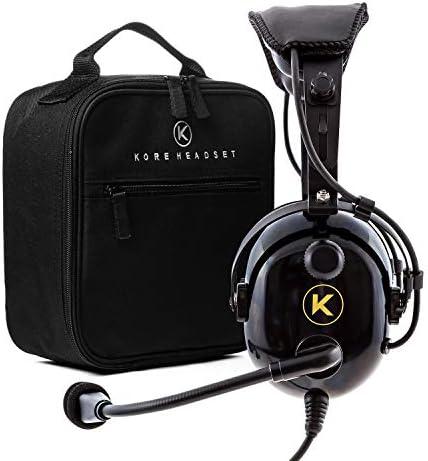 KORE AVIATION KA-1 Premium Gel Ear Seal