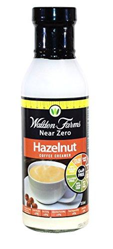 (Walden Farms Flavored Coffee Creamer, Hazelnut, 12 Ounce )