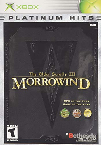 The Elder Scrolls III: Morrowind (Certified Refurbished) (Morrowind Game Of The Year)