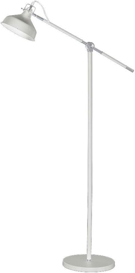 Lámpara de pie con Brazo oscilante Luces de Oficina Ajustables ...