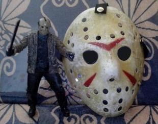 Friday Cosplay Mask mask accessory 13 days [market] plover Jason Flu Mask (japan import) Mercato Piviere jy-001