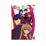 XIAOG Anime Toradora 3 Poster Decorative Painting