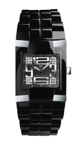 TechnoMarine Women's SQCB02C BlackSnow Magnum Diamond Watch