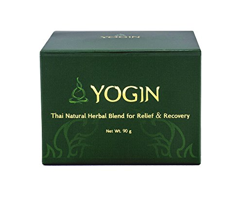 YOGIN Natural Herbal Therapy Relief product image
