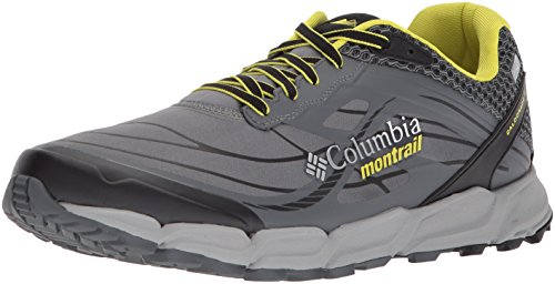 Columbia Men's CALDORADO III Outdry Trail Running Shoe, ti Grey Steel, Zour, 11 D US