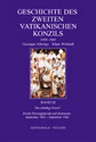 Geschichte des Zweiten Vatikanischen Konzils (1959-1965), 5 Bde., Bd.3, Das mündige Konzil