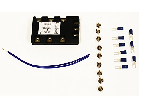 Blue Ox BX8863 Diode Block Pack; 9 Terminal; Incl. Six 4amp diodes; Self Tapping Screws;