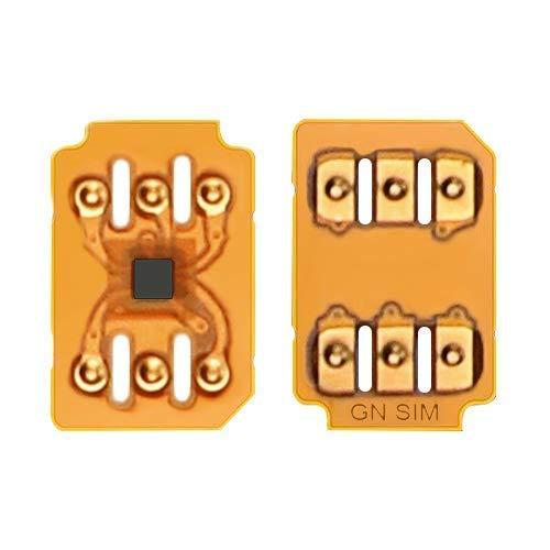 - Unlock CHIP Compatible with iPhone 5 - X, Unlock Sprint,VERIZON, ATT, TMOBILE, Metro, XFINITY to Any GSM SIM, DO NOT Support CDMA SIM Cards