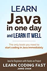 (2018 Edition, Updated for Netbeans 9.0) Learn Java Programming Fast with a unique Hands-On Project. Book 4 of the Learn Coding Fast Series. Covers Java 8. Have you always wanted to learn computer programming but are afraid it'll be too diffi...